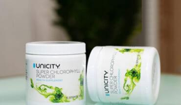 Unicity Super Chlorophyll Powder